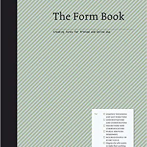 The Form Book: Creating Forms for Printed and Online Use (vyd. Thames&Hudson)