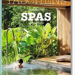 TASCHEN's Favourite Spas (Angelika Taschen)