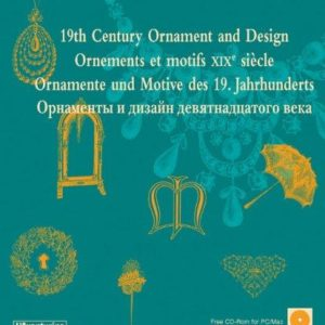 19th Century Ornament and Design (Ornamental Design) + CD (L'Aventurine)