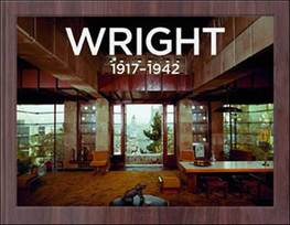 WRIGHT VOL. 2 XL 1917-1942 (BRUCE BROOKS PFEIFFER)