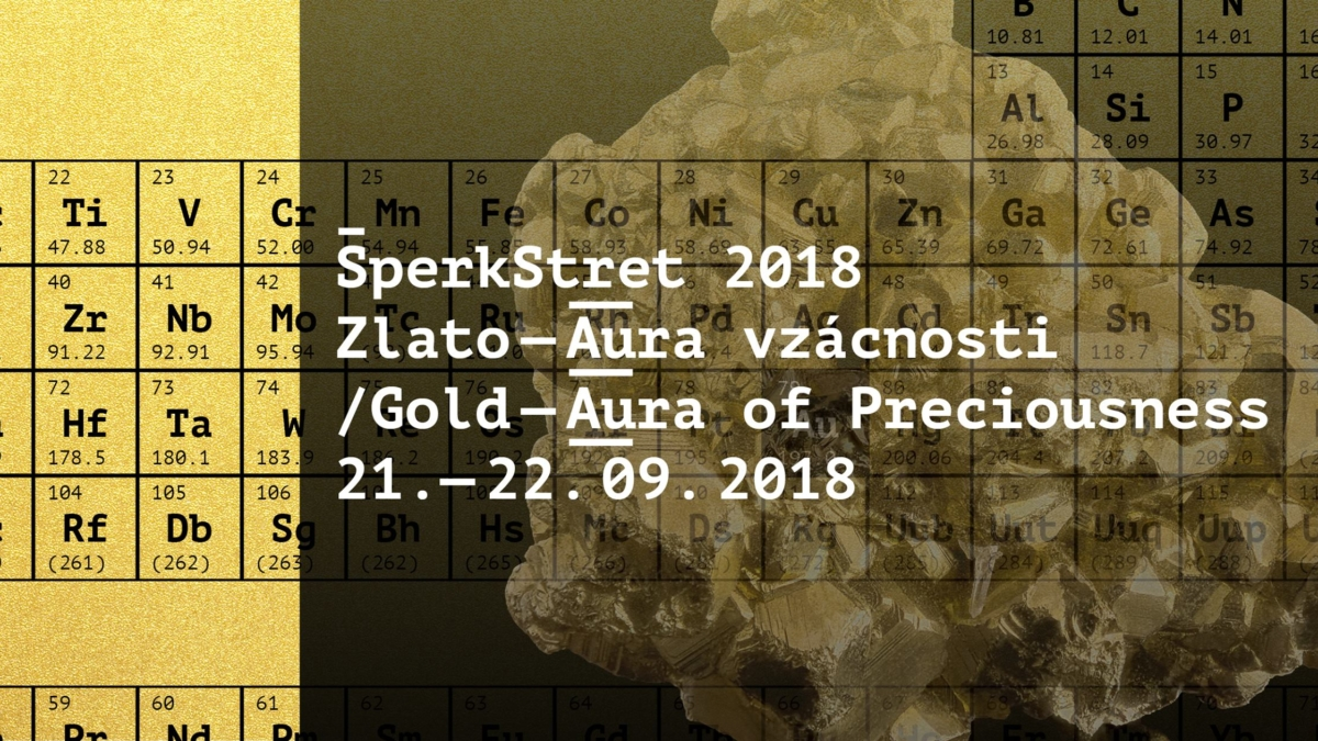 ŠperkStret 2018 – workshop