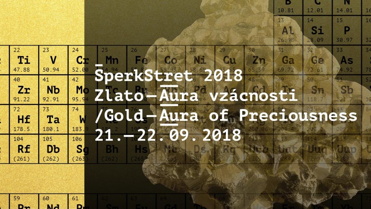 ŠperkStret 2018 – workshop