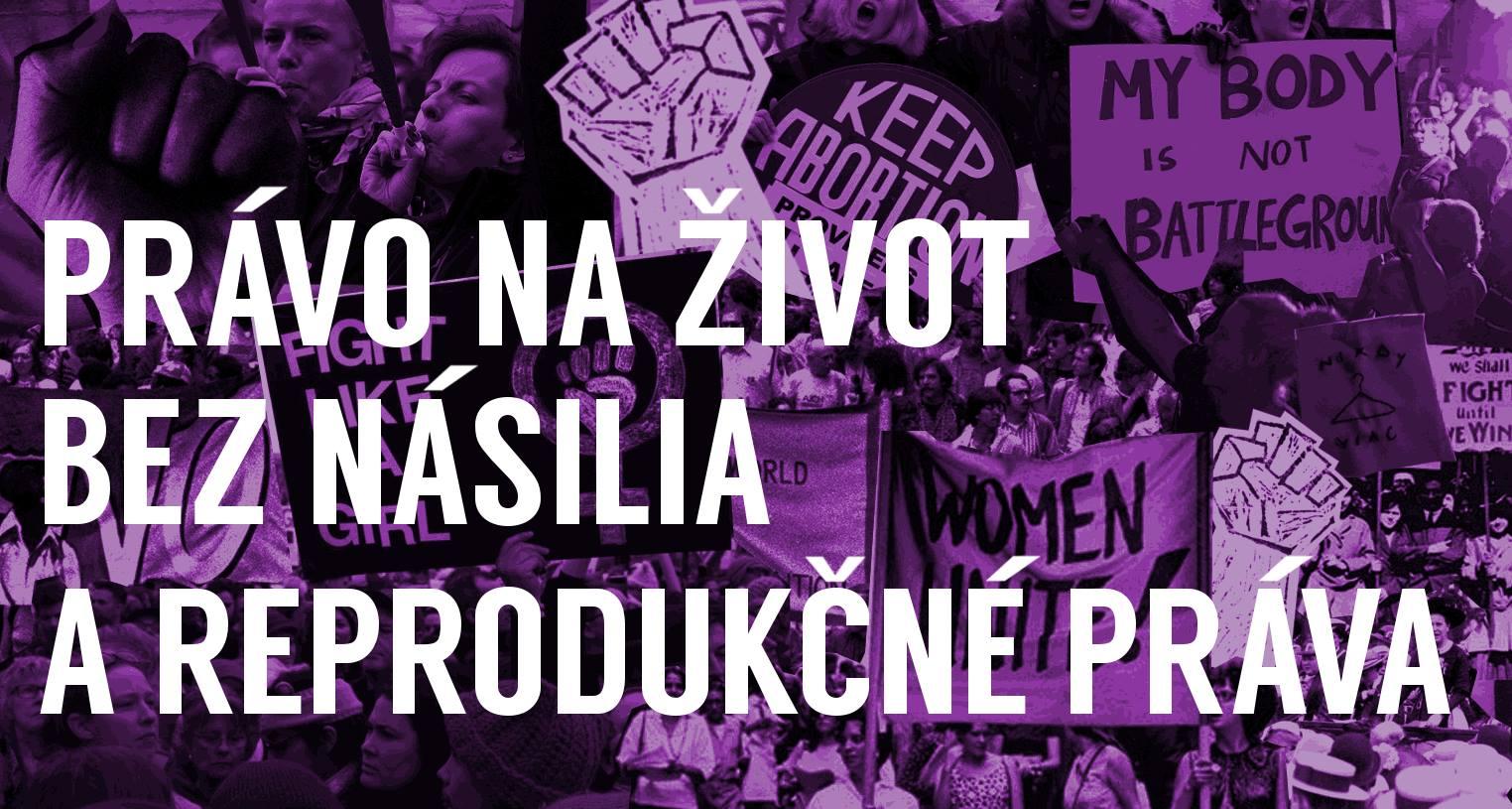 Právo na život bez násilia a reprodukčné práva