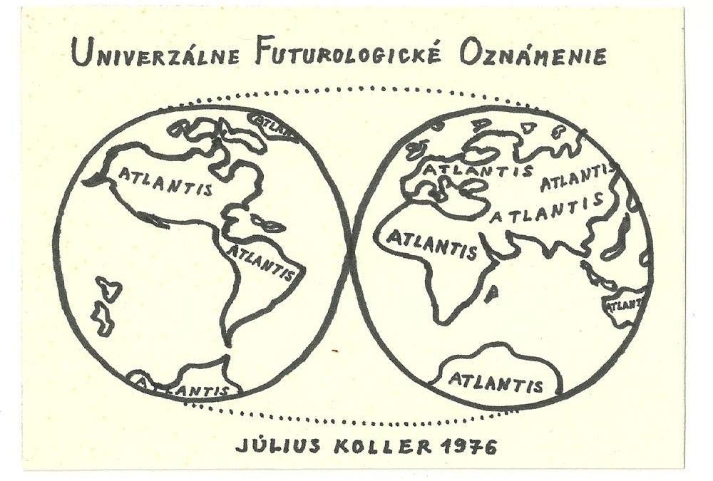 Ján Kralovič – Kartografia udalostí