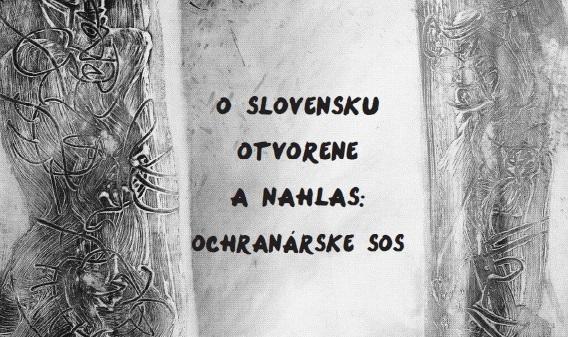 Novinky Slovenského ochranárskeho snemu