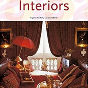 PARIS INTERIORS (TASCHEN 25TH ANIVERSARY SERIES) (ENGLISH, FRENCH AND GERMAN EDITION)