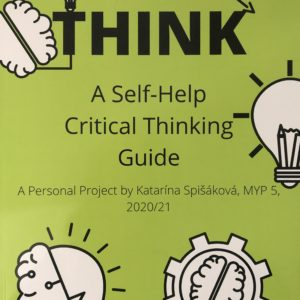 THINK (A Self-Help Critical Thinking Guide)